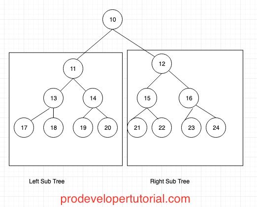 Tree data structure tutorial 3  Binary Tree Traversal