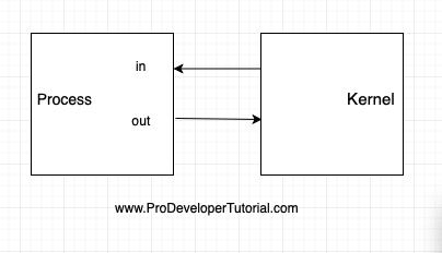 Half duplex Linux/Unix pipes Introduction